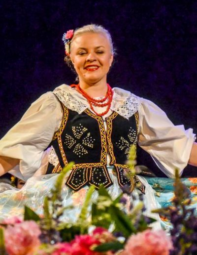 choreograf Teresa Andruszkiewicz